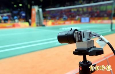 奧運》開心3場地都有鷹眼 戴資穎連兩役動用挑戰權
