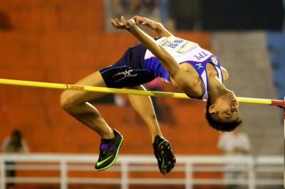 奧運》向俊賢「仆街」 無緣晉級跳高決賽