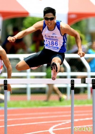 奧運》「跨欄王子」陳傑未晉決賽 連2屆預賽遭淘汰