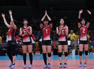 奧運》直落三擊敗阿根廷晉級 日本女排複賽首戰強碰美國