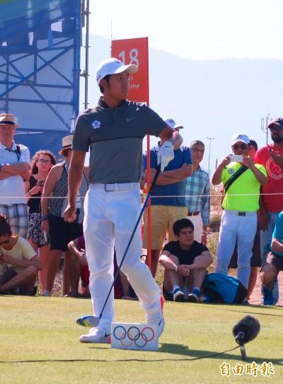 奧運》台灣高球好手潘政琮30名收場 英國羅斯268桿奪金