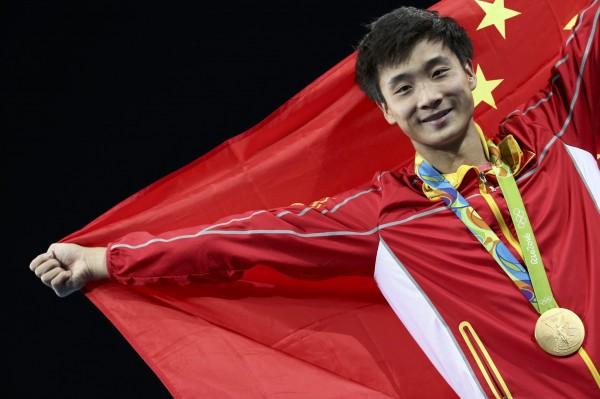 奧運》跳水摘金沒壓力 中國選手:他們都不是我對手