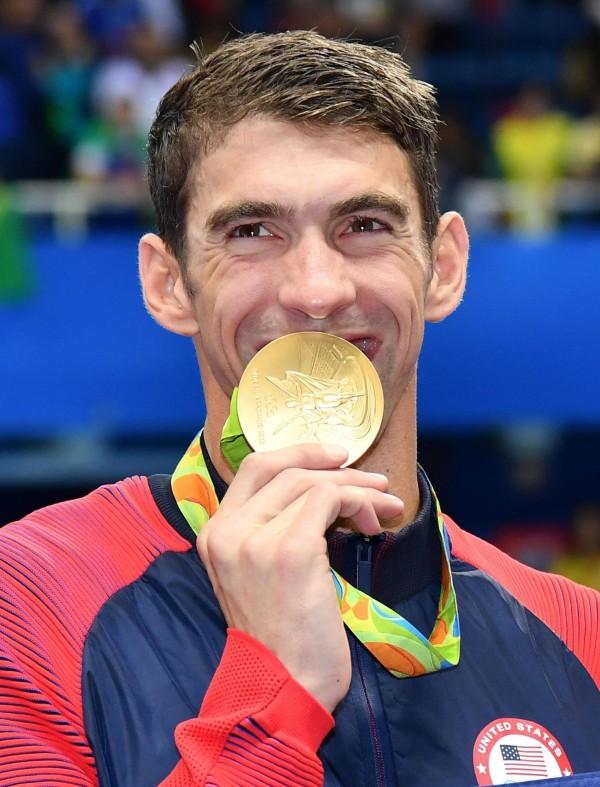 奧運》菲爾普斯受訪回憶過往 不禁流下男兒淚