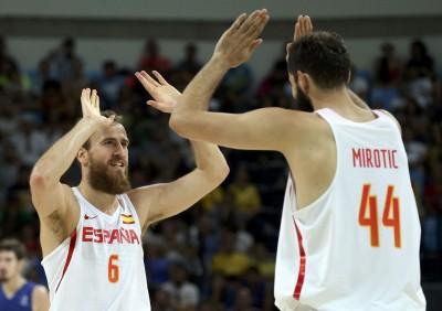 奧運》西班牙回來了! 大勝法國25分晉級4強