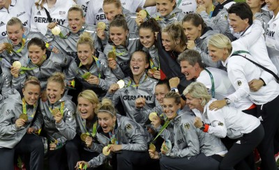 奧運》女子足球金牌戰 德國打敗瑞典奪隊史首金