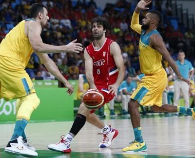 奧運》澳洲男籃落馬 塞爾維亞金牌戰對決美國