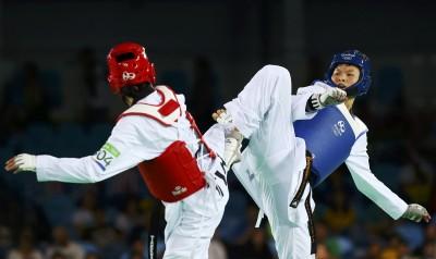 奧運》第三回合遭逆轉 莊佳佳痛失銅牌