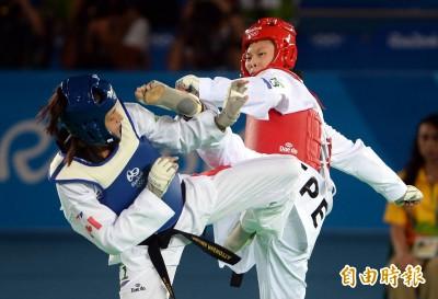 奧運》復活賽擊退加拿大好手 莊佳佳挺進銅牌戰