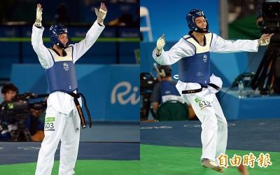 奧運》猛!劉威廷、莊佳佳首戰皆K.O對手