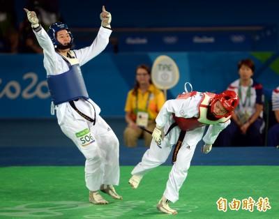 奧運》南韓優勢判決 莊佳佳無緣金牌戰