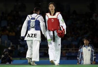 奧運》擊敗莊佳佳晉級 南韓吳慧麗67公斤摘金