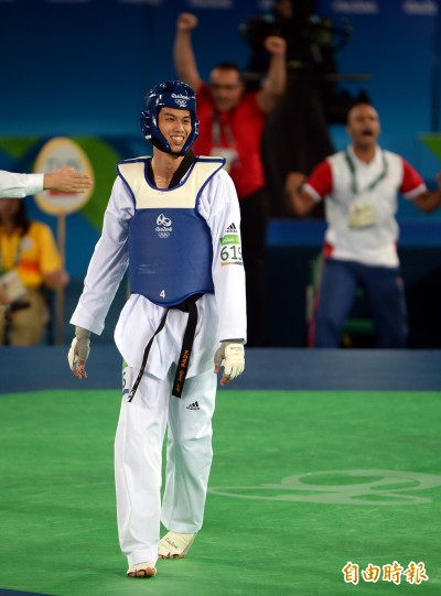 奧運》歐斯拉地4強落敗 劉威廷無緣爭銅