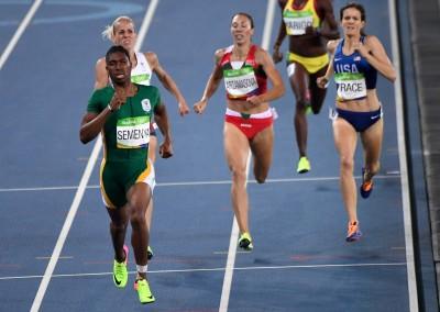 奧運》南非雙性人選手 明早挑戰女子800公尺決賽