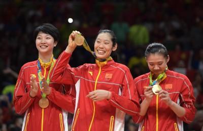 奧運》8戰狂砍179分助隊奪金 中國朱婷獲選女排MVP