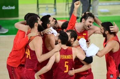 奧運》西班牙一哥P.加索轟31分 率隊驚險退澳洲奪銅