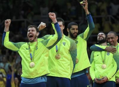 奧運》地主巴西再添一金 男排直落三打掉義大利
