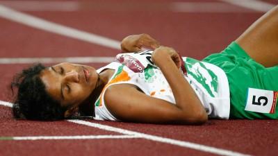奧運》印度馬拉松女選手沒水喝 田協:她自己不要的