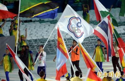 奧運台灣代表團會見總統 金牌許淑淨:不習慣行程滿檔