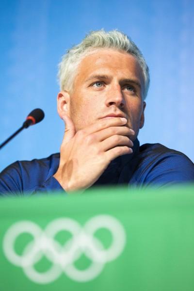 奧運》謊報搶案遭起訴 洛克特無意出庭