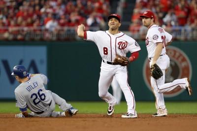 MLB》艾斯皮諾沙成風扇 國民總教練:我能做的是給他們機會