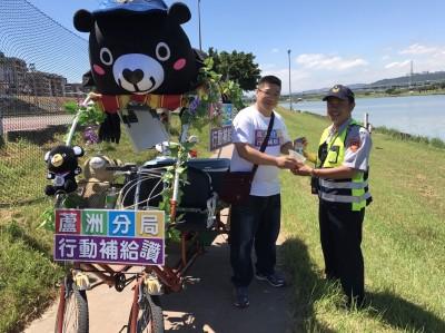 世大運》世大運場館出現台灣黑熊? 選手民眾直拍照