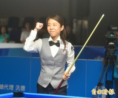 世大運》撞壇正妹古正晴 將女單金牌留在台灣