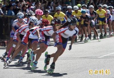 拿坡里接棒下屆世大運 滑輪溜冰非選辦項目