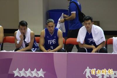 世大運》台灣男籃爭最佳排名 主控陳盈駿卻缺陣
