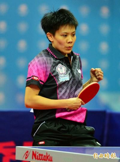 世大運》史上第一人! 鄭怡靜晉級桌球女單金牌戰