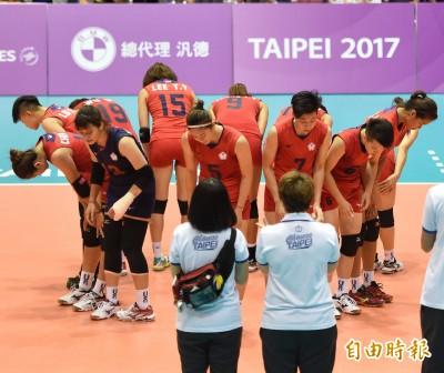 世大運》陳建州宴請台灣女排 選手錄影片謝球迷(影音)