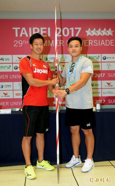 世大運》台灣當福地 日本首度登上獎牌榜首位