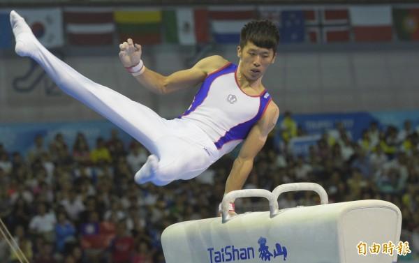 苦練15年換來體操金牌 別人練1次李智凱練10次