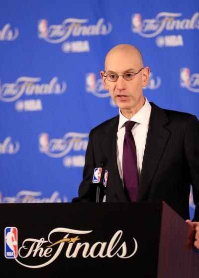 NBA》勇士白宮行取消 聯盟總裁:為球員感到驕傲