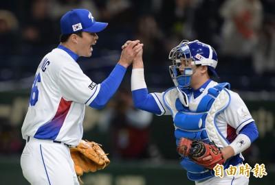 亞冠賽之後…中職考慮邀請南韓國家隊來台打交流賽