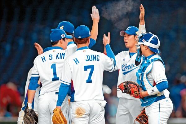 中職備戰東奧 擬找南韓隊登台