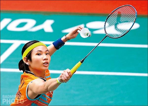 印尼羽球大師賽》化解2賽末點 小戴首戰贏得驚險