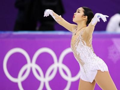 冬奧》台裔小將陳楷雯奧運初登場 暫居第10晉級長曲