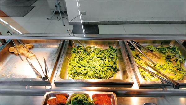 選手:國訓中心菜色單調 荷包蛋超油