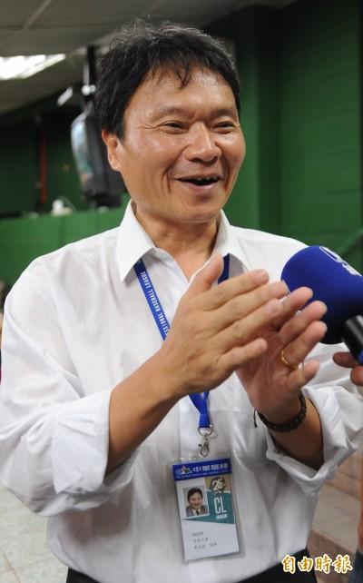 獨家》大黑馬! 前中職秘書長李文彬接掌國訓中心