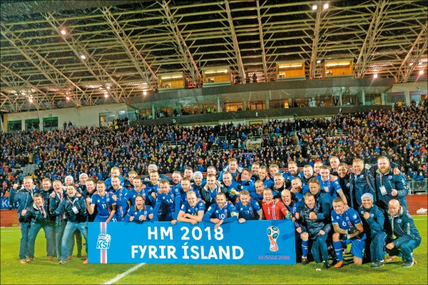 世足賽》不怕情蒐 冰島秀23人名單