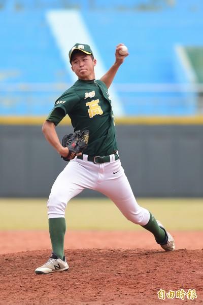 MLB》水手隊官網宣布 高苑18歲左投張景淯加盟