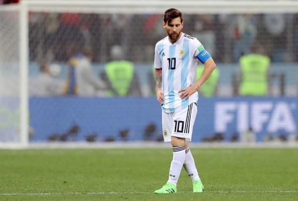 世足賽》退出國家隊?梅西:在高捧金盃前不會退役