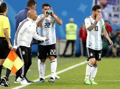 世足賽》換人要問梅西?阿根廷主帥澄清是下戰術