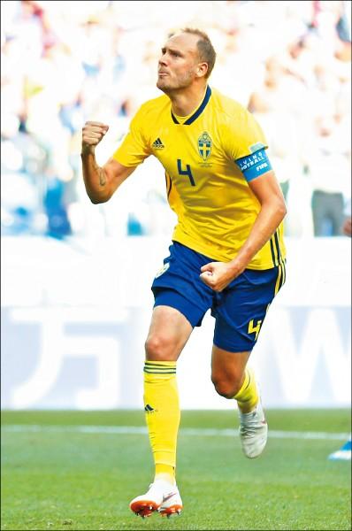 英破咒氣正盛 仍不敢小看瑞典