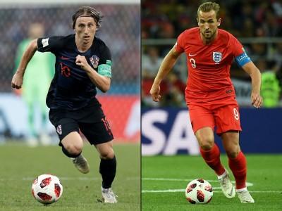 英格蘭、克羅埃西亞四強交鋒 今日賽事預告與轉播