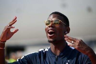 世足賽》法國中場唱跳慶祝奪冠 一句話惹怒英格蘭球迷?