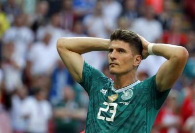 足球》德國隊又走一人!資深帥哥前鋒:是時候說再見