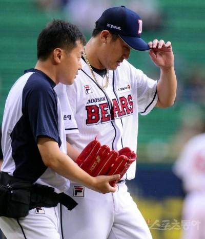 亞運棒球》主戰投手遭強襲球打傷  韓恐再換將