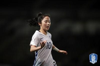 亞運》台灣女足4點戰強敵 圍捕南韓第一正妹李玟娥