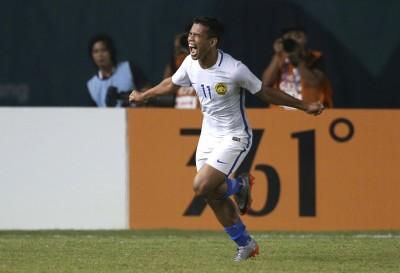 亞運足球》馬來西亞爆冷踢翻南韓 孫興慜上場也沒用